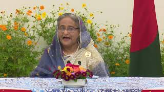 Video message by Prime Minister of Bangladesh