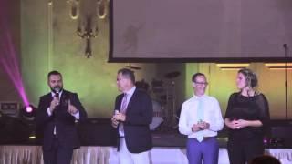 Ведущий на свадьбу на английском языке Петр Чарушин!   Русско бельгийская свадьба   2015.
