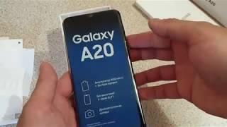 распаковка и краткий видео обзор  Samsung Galaxy S4 I9505