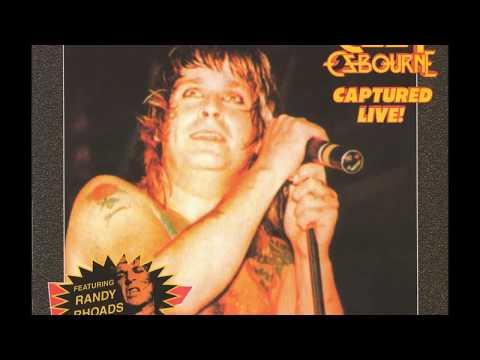 Ozzy Osbourne & Randy Rhoads captured live in Milwaukee (FM Montage)