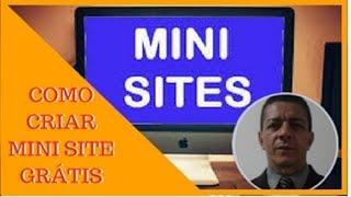🔴Como Criar Mini Sites de Sucesso!