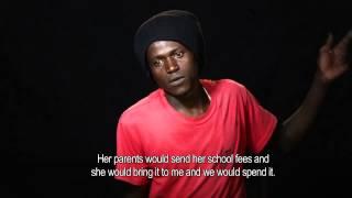 Tarinateltta Keniassa: Kevinin tarina