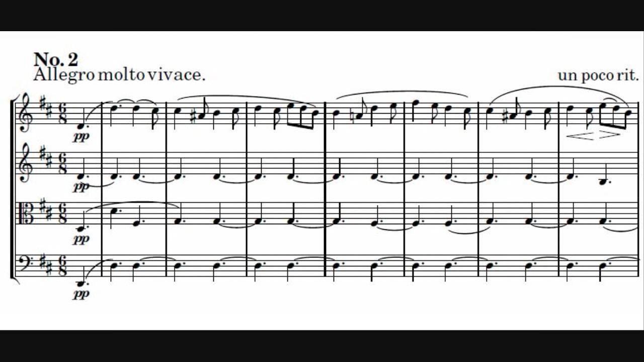 Ludwig van Beethoven - String Quartet No  14, Op  131
