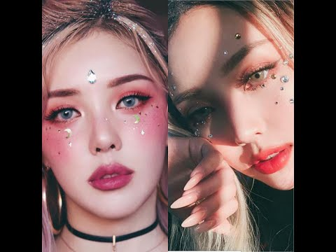 Kpop Star Beauty Hacks 😍 BTS ft Jennie