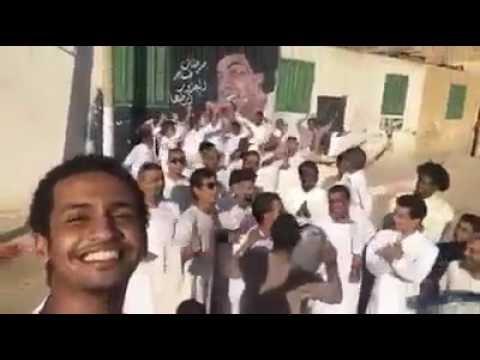 احتفال ابناء النوبة علي طريقتهم الخاصة بعيد الفطر المبارك