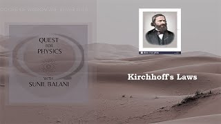 kirchhoff's law