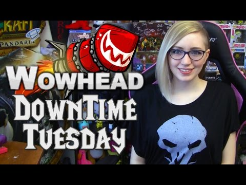 WTF Is A WoW Token!? | Wowhead Downtime Tuesday #5 | TradeChat
