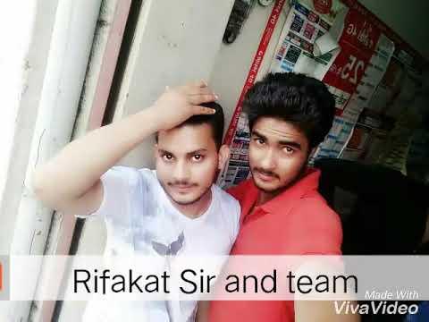 Airtel bharti  Rifakat Ali and team