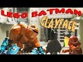 LEGO BATMAN CLAYFACE - Funny Lego Batman Stop Motion Series - Episode 3