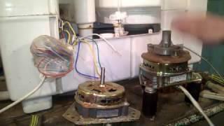 видео Ремонт стиральных машин полуавтомат своими руками