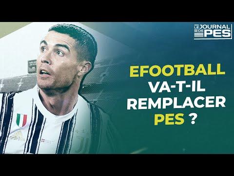 PES 2022 : PES est mort, Vive eFootball ?