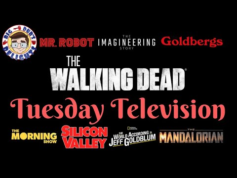 Dead and Gone: Tuesday Television