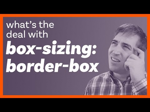 Box-sizing: Border-box Explained