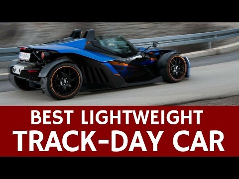 Best Lightweight Sports Car: Top 10 Track Day Cars with Powerful Engines