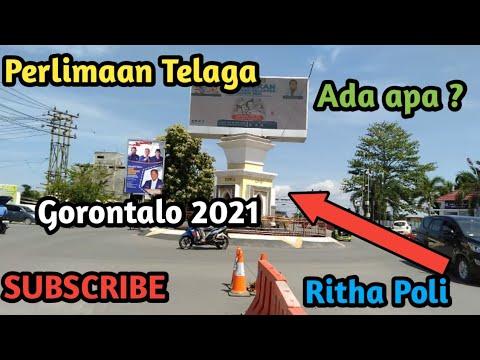 Situasi Perlimaan Telaga    Jalan - Jalan Di Kota Gorontalo 2021