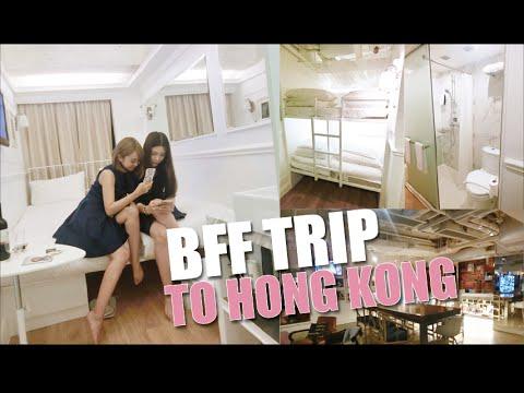 Hong Kong BFF TRIP VLOG