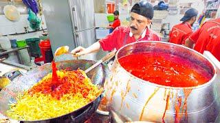 Street Food in Penang - MASSIVE $1.00 Indian Squid...