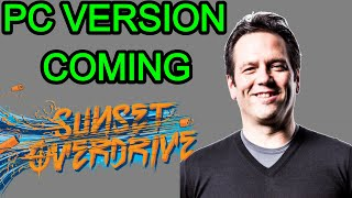 Sunset Overdrive Is Coming To PC. ANOTHER ONE!