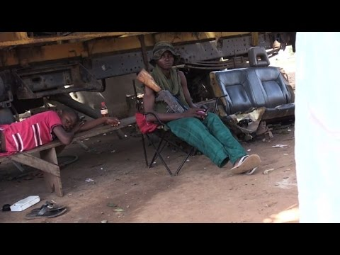 Muslim Bangui caught between guns and trade