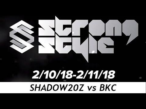 STRONGSTYLE 6 - Tekken 7 Top 8 - Shadow20Z vs. Walker | BKC