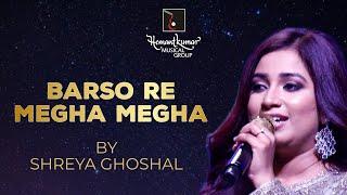 Shreya Ghoshal sings Barso Re Megha Megha with Symphony Orchestra of Hemantkumar Musical Group