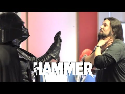 The Galactic Empire invades Metal Hammer | Metal Hammer