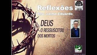 Os melhores planos - Provérbios 16.1 -  Rev. Jaime Eduardo