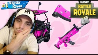LIVE FORTNITE EN game abo come and get your skin