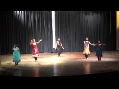 TCA IIT KGP ugadhi 2013 dance..