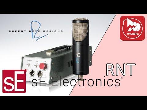 Очень дорогой студийный микрофон SE Electronics RNT
