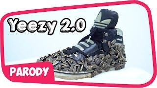YEEZY PARODY [Sepatu Yeezy 2.0 aka BIDJI]