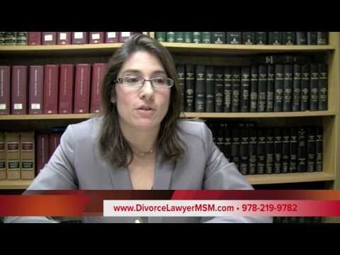 Divorce Attorney Boston, MA Area | Don't do it yourself Divorce MA