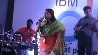 Kannan Vanthu Padukindran Song from Rettai Vaal Kuruvi - IBM Winter Fest 2014