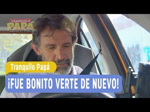 Tranquilo Papá - ¡Fue bonito verte de nuevo! - Domingo y Pamela / Capítulo 21