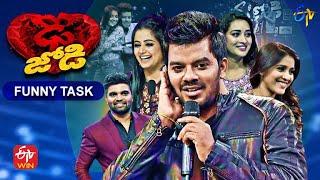 Sudheer   Rashmi   Pradeep   Bhanu   Funny Jokes   Dhee  Jodi   ETV Telugu