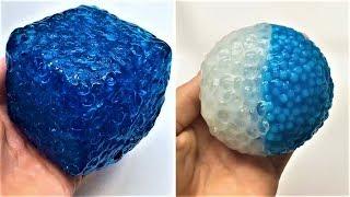 Satisfying Crunchy Slime | ASMR Slime Videos #14