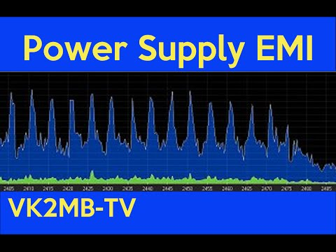 Power Electronics and EMI - Professor Graham Town - Manly-Warringah Radio Society lecture
