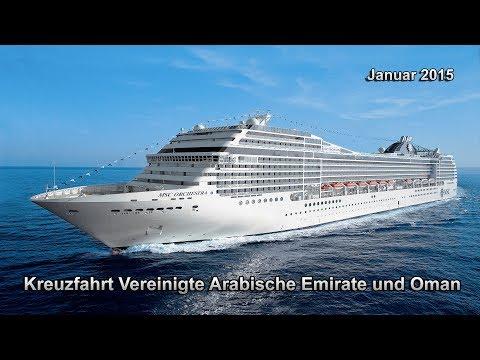 2015 - Kreuzfahrt VAE und Oman (ÖV)