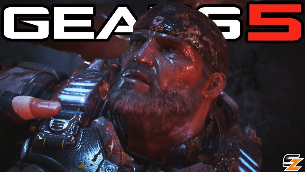 Gears Of War 5 Marcus Fenix Swarm Connection Fate Of The Character Gears Of War 5 Discussion