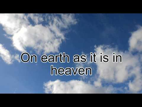 Lords Prayer Music Song With Subtitled Words 2014