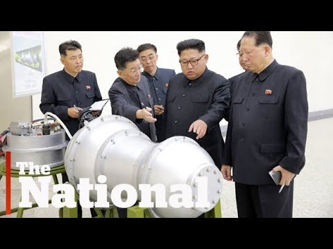 North Korea's latest nuclear test prompts international outrage