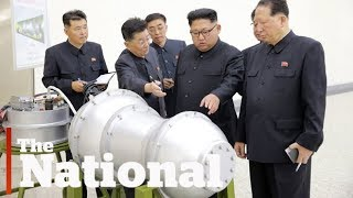 North Korea's latest nuclear test prompts international outrage thumbnail