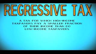 difference between poroportional tax and progressive
