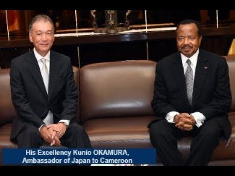 Japan renews support for Cameroon's internally displaced persons, refugees!