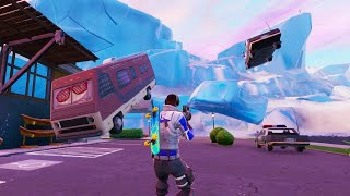 Under Frozen City ? Fortnite Season 9 Bugs