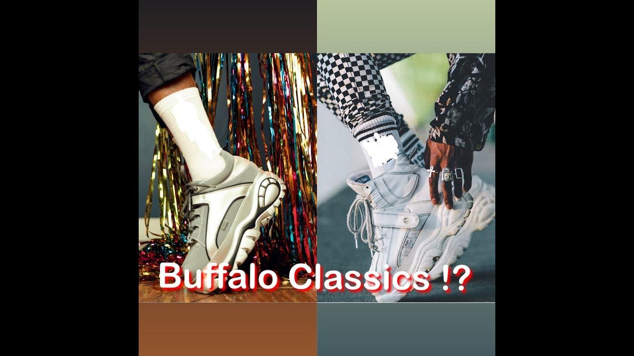 buffalo shoes 2019