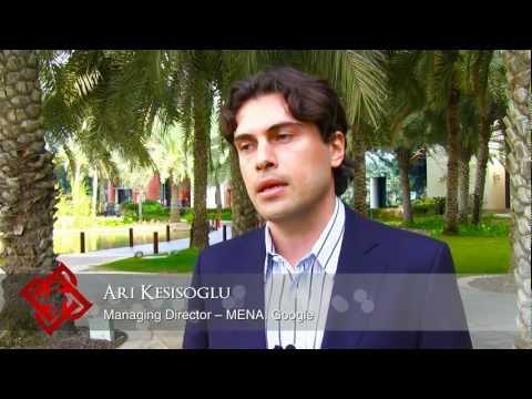 Executive Focus: Ari Kesisoglu, Managing Director - MENA, Google