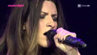Laura Pausini - Medley - Incancellabile - Strani Amori - La Solitudine - Live Basel 2011
