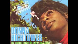 Donna Hightower - If You Hold My Hand