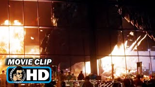 Repeat youtube video Godzilla Official Movie Clip - Monster Mash (2014) Bryan Cranston HD
